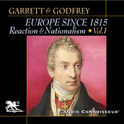 Europe Since 1815, Volume 1: Reaction and Nationalism (Unabridged) audiobook download