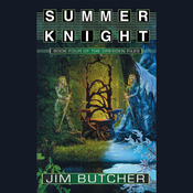 Summer Knight: The Dresden Files, Book 4 (Unabridged) audiobook download