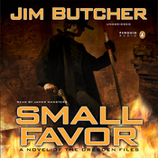 Small Favor: The Dresden Files, Book 10 (Unabridged) audiobook download