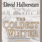 The-coldest-winter-america-and-the-korean-war-audiobook
