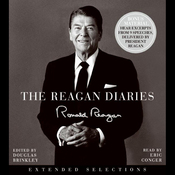 The Reagan Diaries: Extended Selections audiobook download