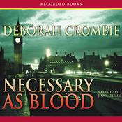 Necessary as Blood (Unabridged) audiobook download