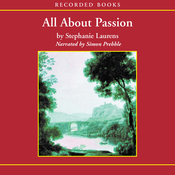 All About Passion: A Cynster Novel (Unabridged) audiobook download