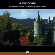 A Rake's Vow: A Cynster Novel (Unabridged) audiobook download