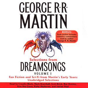 Dreamsongs-volume-i-unabridged-selections-audiobook