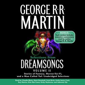 Dreamsongs-volume-ii-unabridged-selections-audiobook