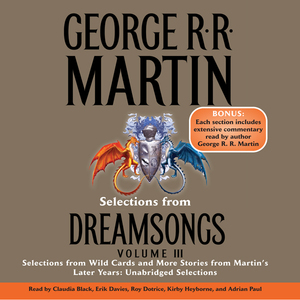 Dreamsongs-volume-iii-unabridged-selections-audiobook