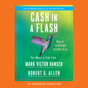 Cash in a Flash: Fast Money in Slow Times (Unabridged) audiobook download