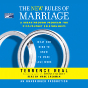 The New Rules of Marriage: What You Need to Know to Make Love Work (Unabridged) audiobook download