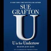 U Is for Undertow: A Kinsey Millhone Mystery (Unabridged) audiobook download