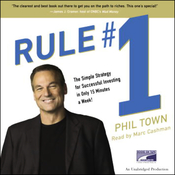 Rule #1: The Simple Strategy for Successful Investing in Only 15 Minutes a Week! (Unabridged) audiobook download