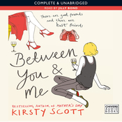 Between You And Me (Unabridged) audiobook download