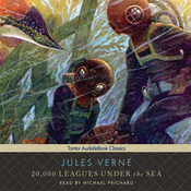 20,000 Leagues Under the Sea (Unabridged) audiobook download