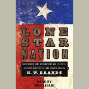 Lone Star Nation (Unabridged) audiobook download