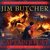 Captain's Fury: Codex Alera, Book 4 (Unabridged) audiobook download