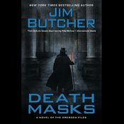 Death Masks: The Dresden Files, Book 5 (Unabridged) audiobook download