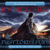 First Lord's Fury: Codex Alera, Book 6 (Unabridged) audiobook download