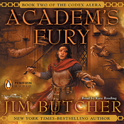 Academ's Fury: Codex Alera, Book 2 (Unabridged) audiobook download