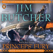 Princeps' Fury: Codex Alera, Book 5 (Unabridged) audiobook download