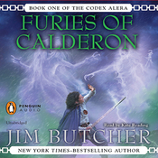 Furies of Calderon: Codex Alera, Book 1 (Unabridged) audiobook download