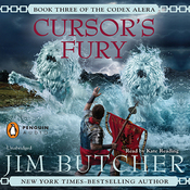 Cursor's Fury: Codex Alera, Book 3 (Unabridged) audiobook download
