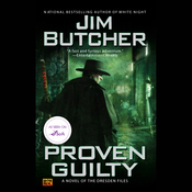 Proven Guilty: The Dresden Files, Book 8 (Unabridged) audiobook download