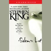 Salem's Lot (Unabridged) audiobook download