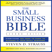 The Small Business Bible, Second Edition: Everything You Need to Know to Succeed in Your Small Business (Unabridged) audiobook download