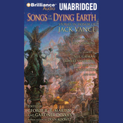 Songs of the Dying Earth: Stories in Honor of Jack Vance (Unabridged) audiobook download