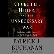 Churchill, Hitler, and 'The Unnecessary War' (Unabridged) audiobook download