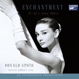 Enchantment-the-life-of-audrey-hepburn-unabridged-audiobook