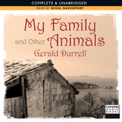 My Family and Other Animals (Unabridged) audiobook download