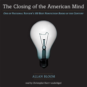 The Closing of the American Mind (Unabridged) audiobook download