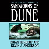 Sandworms of Dune (Unabridged) audiobook download