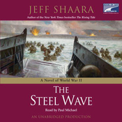The Steel Wave: A Novel of World War II (Unabridged) audiobook download