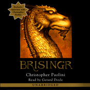 Brisingr: The Inheritance Cycle, Book 3 (Unabridged) audiobook download