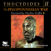 The Peloponnesian War, Volume 2 (Unabridged) audiobook download