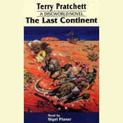 The Last Continent: Discworld #22 (Unabridged) audiobook download