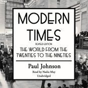 Modern Times: The World from the Twenties to the Nineties (Unabridged) audiobook download
