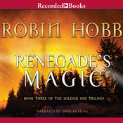 Renegade's Magic: Book Three of the Soldier Son Trilogy (Unabridged) audiobook download
