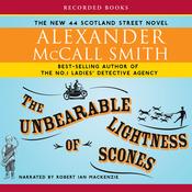 Unbearable Lightness of Scones (Unabridged) audiobook download