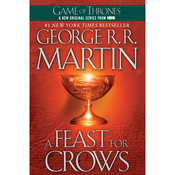 A Feast for Crows: A Song of Ice and Fire, Book IV (Unabridged) audiobook download