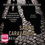 Saving Caravaggio (Unabridged) audiobook download