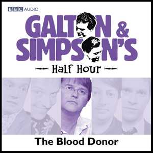 Galton-simpsons-half-hour-the-blood-donor-unabridged-audiobook