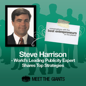 Steve Harrison - World's Leading Publicity Expert Shares Top Strategies: Conversations with the Best Entrepreneurs on the Planet audiobook download