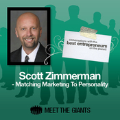 Scott Zimmerman - Matching Marketing to Personality: Conversations with the Best Entrepreneurs on the Planet audiobook download