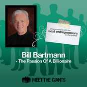 Bill Bartmann - The Passion of a Billionaire: Conversations with the Best Entrepreneurs on the Planet audiobook download