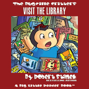 The Bugville Critters Visit the Library: Buster Bee's Adventure Series, Book 10 (Unabridged) audiobook download