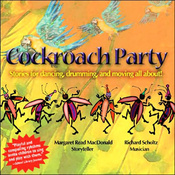 Cockroach Party: Stories for Dancing, Drumming, and Moving All About! audiobook download