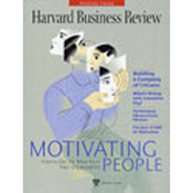 The Best of HBR: Motivating Employees (January 2003) audiobook download